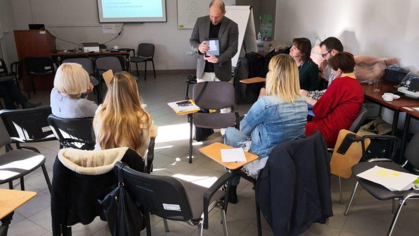Szkolenia dla pracowników dydaktycznych i naukowo dydaktycznych Wydziału Lekarskiego i Nauk o Zdrowiu